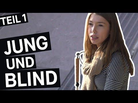 Jung und blind:
