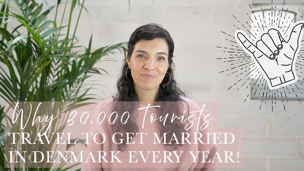 Dänemark: Das unkomplizierteste Land in Europa für ausländische Paare, die dort heiraten wollen. - Getting Married in Denmark