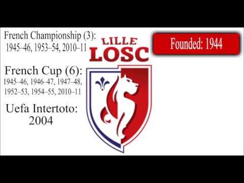 ΥΜΝΟΣ ΛΙΛ / ANTHEM OF LILLE OSC / LILLE OLYMPIQUE SPORTING CLUB