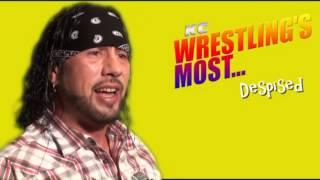Wrestling's Most Despised - #4 John Laurinaitis