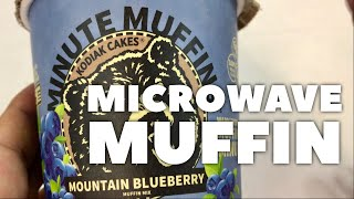 Make Muffins in your Microwave with Kodiak Cakes Minute Muffins