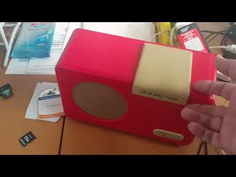 simple music player demo