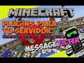 Minecraft: Plugins para tu Servidor - MessageFilter (Traducir o Eliminar Mensajes)