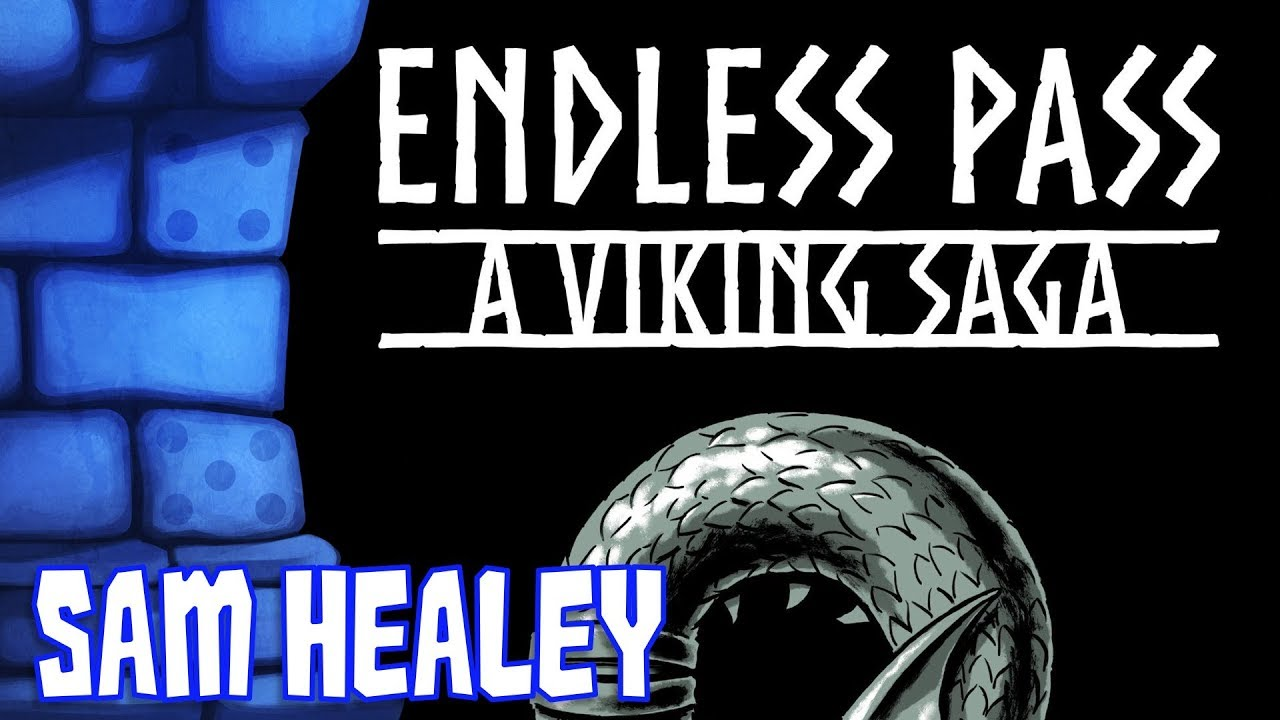 Endless Pass A Viking Saga Review With Sam Healey