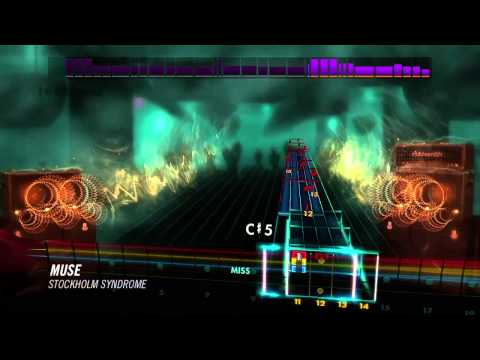Rocksmith 2014 Edition - Muse Songs Pack Trailer [NL]