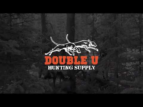 Double U Wound Care Kit For Hunting Dogs