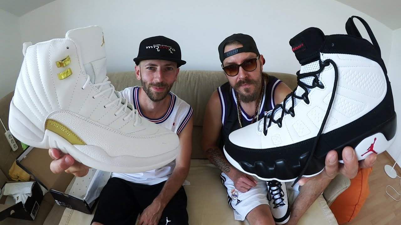 c008c4786d Fake Jordans - den Unterschied erkennt man kaum - YouTube