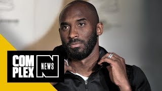 Kobe Bryant Responds to Kanye West's Slavery Comments: 'The Hell Are You Talking About?&#0