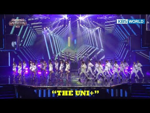 THE UNI+ Special / 더유닛 스페셜 [2017 KBS Song Festival - 2017 KBS 가요대축제 / 2017.12.29] - 동영상