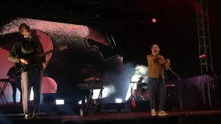 HONNE - ME AND YOU LIVE AT LALALA FESTIVAL ORCHID FOREST CIKOLE BANDUNG