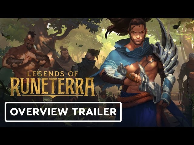 Legends of Runeterra (видео)