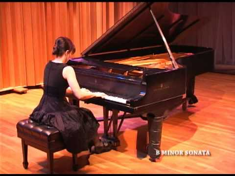 Trina Dye performs her MFA recital at Roy O. Disney Music Hall