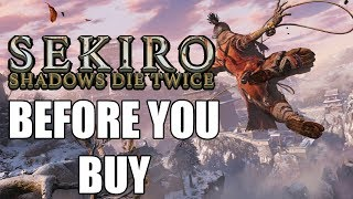Sekiro: Shadows Die Twice - 15 More New Details You Need To Know Before You Buy