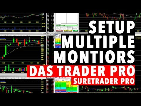 Das Trader Pro: How To Setup Multiple Monitors!