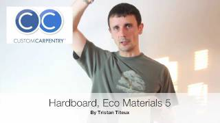 Eco Materials 5 Hardboard By Tristan Titeux