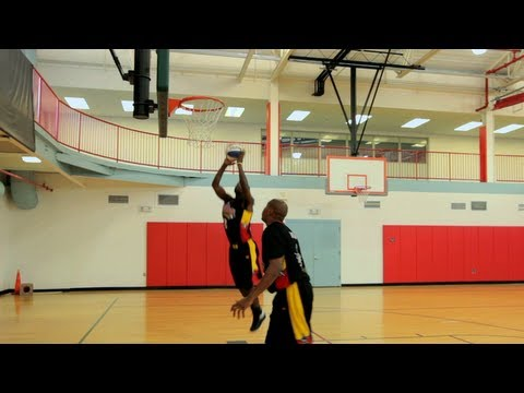 How to Do a Rebounding Drill | Basketball