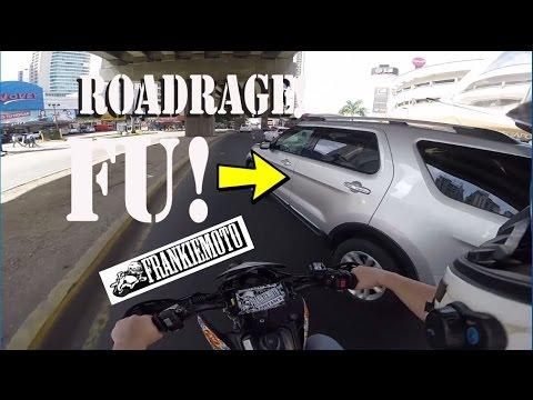 Recopilacion de Accidentes de Motos Gente Estupida Road Rage 2017