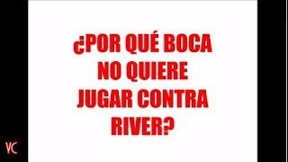 Por esto Boca no quiere jugar vs. River | Copa Libertadores ...