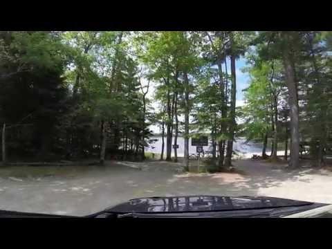 Kejimkujik National Park - A Drive Through
