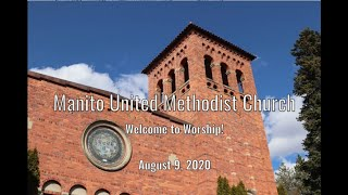 """Who Needs A Boat Anyway"" - Manito UMC - Sunday, August 9, 2020"