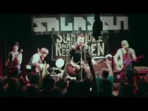 SLAM & HOWIE - You Shook Me All Night Long - Live in Cangas (Spain)