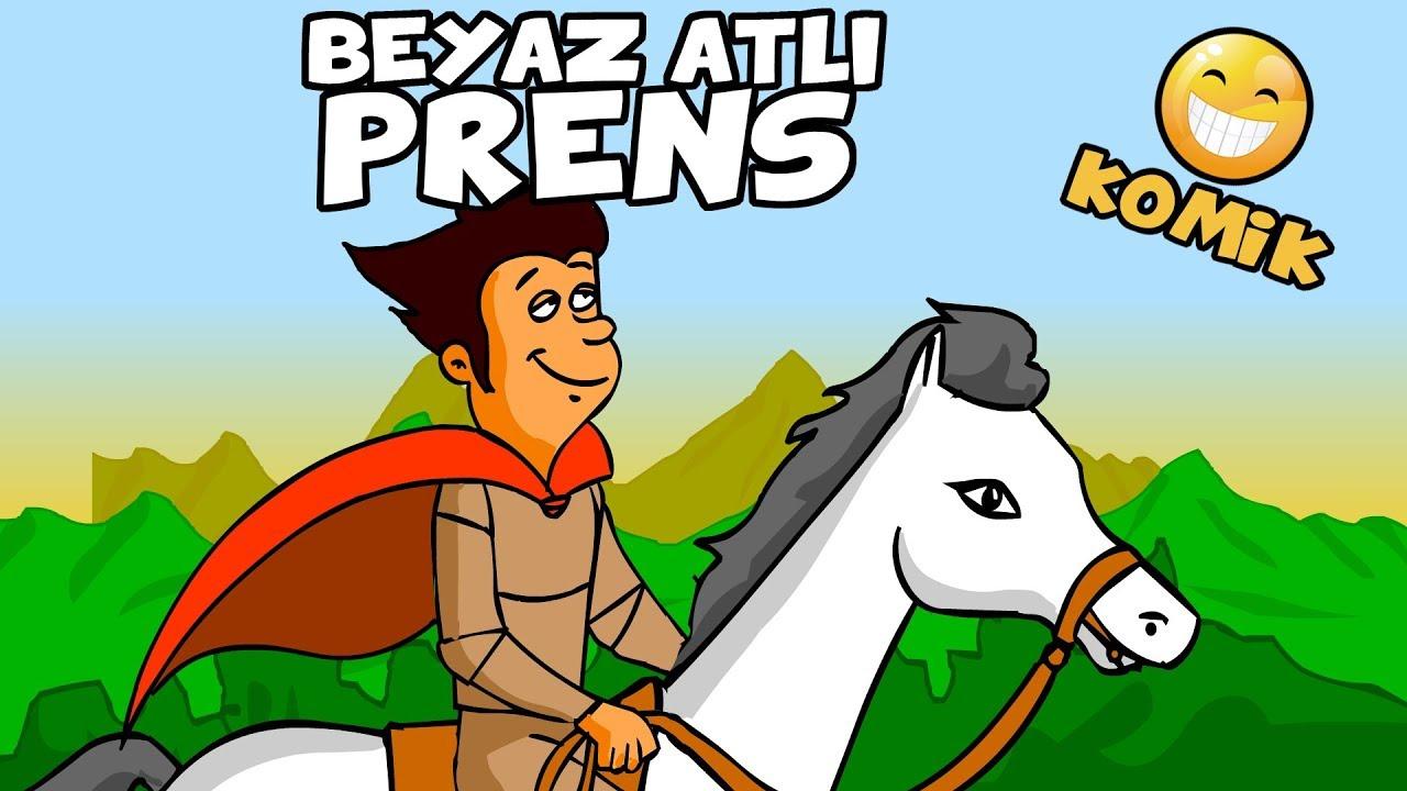 Beyaz Atli Prens Komik çizgi Film Animasyon Youtube