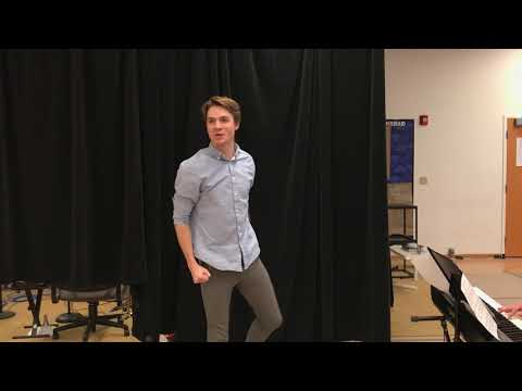 Something's Coming - Jack McCarthy Higgins - ITHACA COLLEGE MUSICAL THEATRE