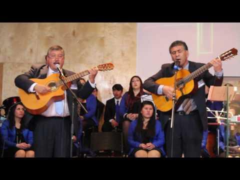 Síguelo - Pastores Luis Cabrera y Carlos Aguilera - Encuentro de Varones IMPA Rio Grande -Argentina