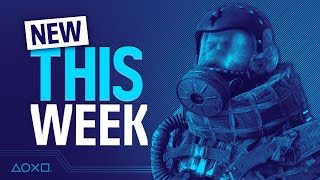 New PS5 & PS4 Games This Week