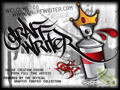 cartel de santa GRAFFITIS  YouTube
