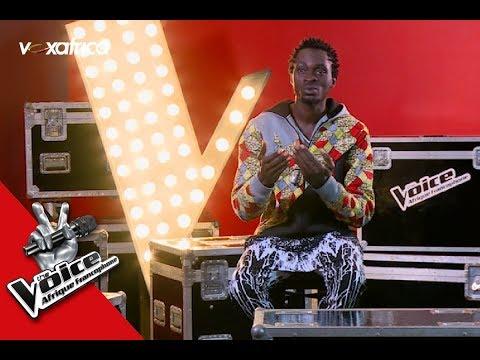 Intégrale Serge Audition à l'aveugle The Voice Afrique francophone 2017