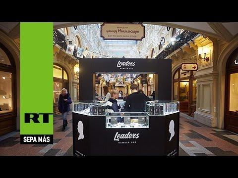 Lanzaron un perfume inspirado en Putin