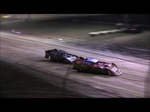 Round #1 Heat #1 from Portsmouth Raceway/Dirt Track World Championship, 10/14/16