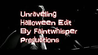 Unraveling by Evanescence Halloween Edit