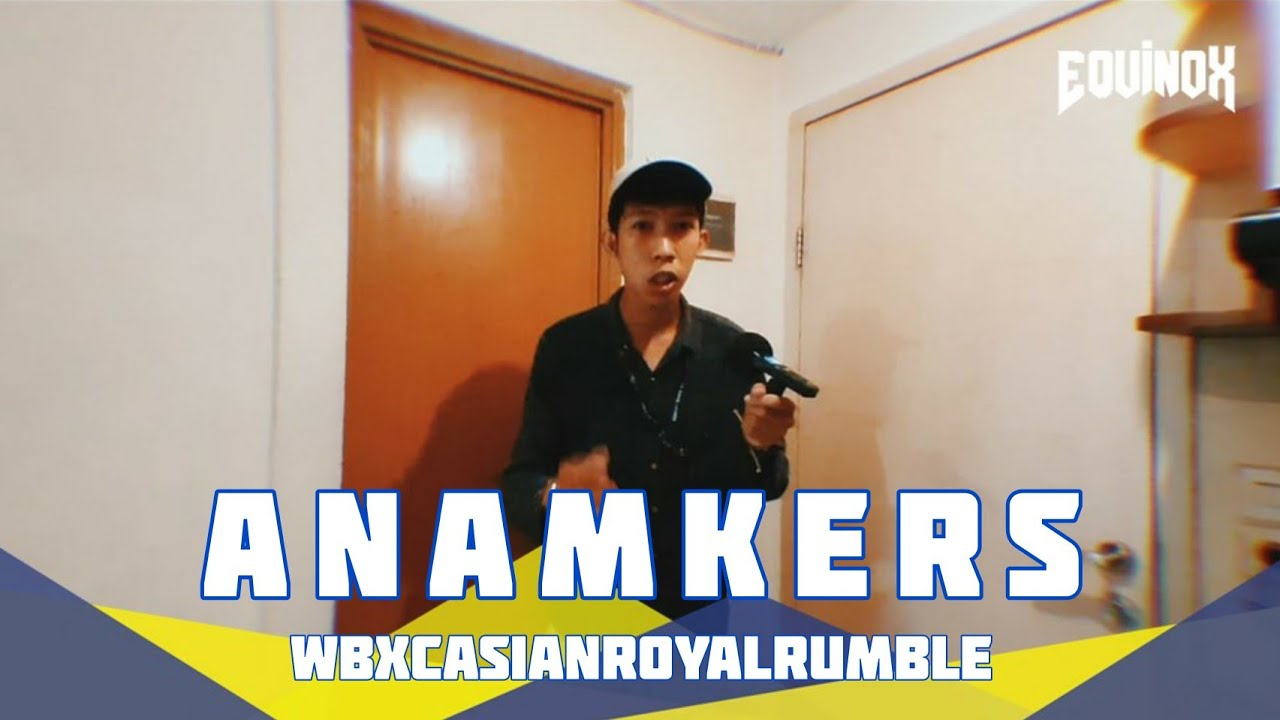 ANAMKERS | LEVEL UP | WBXC ASIAN ROYAL RUMBLE | #WBXCasianroyalrumble