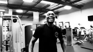 Work Hard and Have Fun - Anderson Silva Backstage