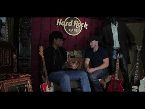 1980's musician Eddy Grant interview with Mark LLEWHELLIN