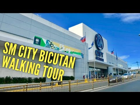 2018 SM City Bicutan Walking Tour by HourPhilippines.com