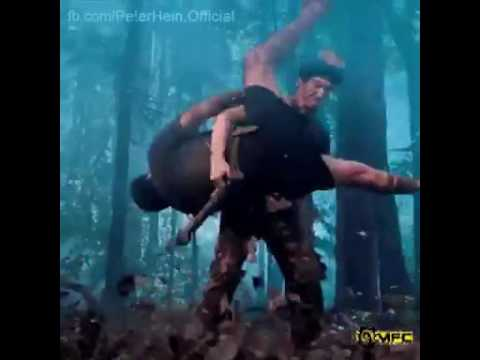 Pulimurugan exclusive fight hd