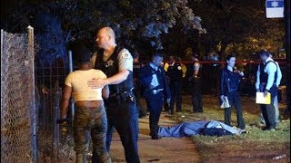 Warning Graphic, 4 Dead, 28 Wounded in Weekend Shootings across Chicago