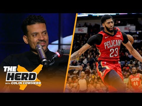 Matt Barnes on Anthony Davis, dealing with hecklers & if the Raptors are for real | NBA | THE HERD