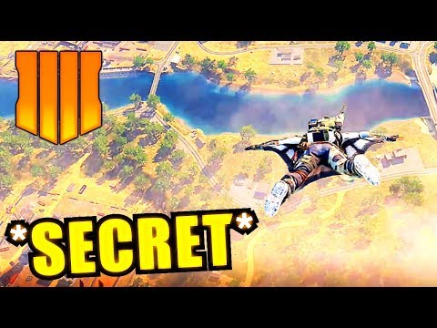 Top 5 Spots To WIN + Blackout (SECRET) Location!  Black Ops 4 Battle Royale / BO4 Blackout Gameplay