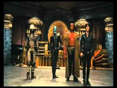 Фильм Хеллбой II Золотая армия (русский трейлер 2008).wmv