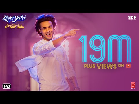 Rangtaari Video | Loveyatri | Aayush...