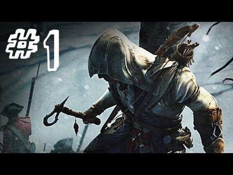 Assassin's Creed 3 Gameplay Walkthrough Part 1