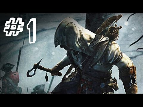 Assassin's Creed 3 Gameplay Walkthrough Part 1