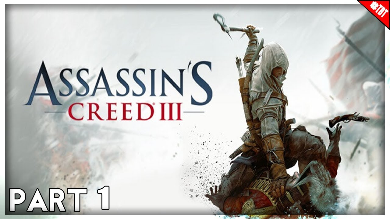 I'm In The Animus | Assassin's Creed 3 | #TBT