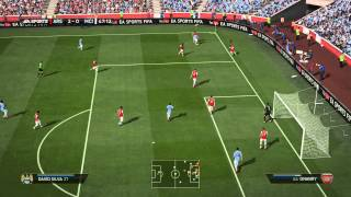 Fifa 14 Gameplay on Playstation 4 - Game Review and Demo