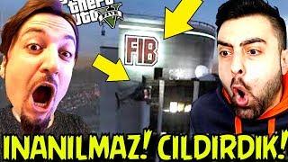 KILITLI FBI BINASINA GTA 5 Online GIRMEK ! GUDURDUK !