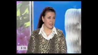 Валентина Толкунова - гость программы Доброе утро  2007 год